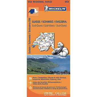 Suisse Sud-Ouest - 9782067183742 Book
