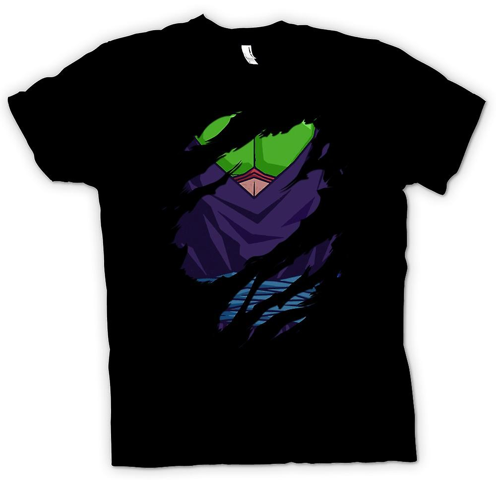 Mens t-shirt - Piccolo strappato Design - Dragon Ball Z