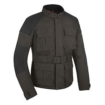 Oxford Olive Heritage Tech 1.0 Waterproof Motorcycle Jacket
