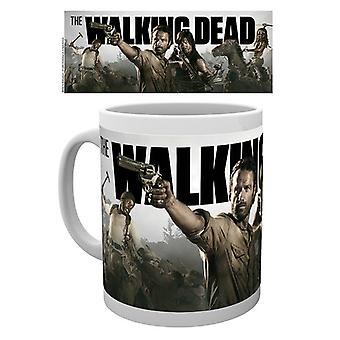 The Walking Dead Banner Boxed Drinking Mug
