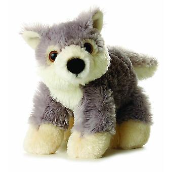 Mini-Flopsie 8-Zoll-Wolf