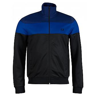 Fred Perry Authentics Fred Perry Grafik Farbe Block Track Top