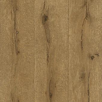 Bruin houten plank behang vloerplanken Vintage getextureerde plakken muur vinyl Rasch