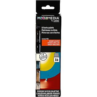 Pebeo MIXED MEDIA Ceramic Discovery Set 6 x 20ml