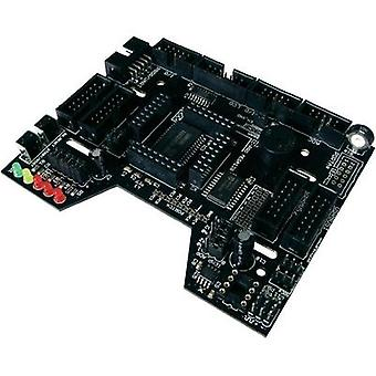 Arexx Expansion board RP6 CC-PRO MEGA128 Suitable for (robot assembly kit): RP