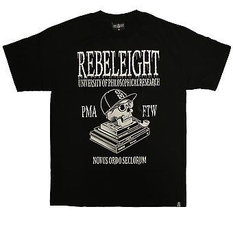 Rebel8 érudits T-shirt noir