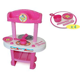 Palau Basic Pink Line (Toys , Home And Professions , House , Playkitchen)