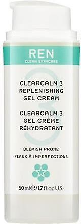Ren Clear Calm 3 Replenishing Gel Cream 50ml