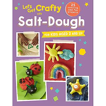 Cico Books-Let's Get Crafty With Salt-Dough CIC-93840