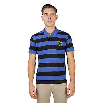 Oxford University Polo mænd sort