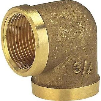 Brass Elbow piece 24.2 mm (3/4) IT GARDENA
