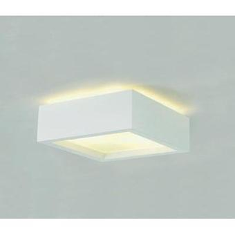 Ceiling light Energy-saving bulb E27 50 W SLV GL105 148002 White