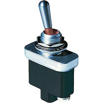 OTTO T9-CS2-22 5A IP68 Miniature Toggle Switch, , 28Vdc