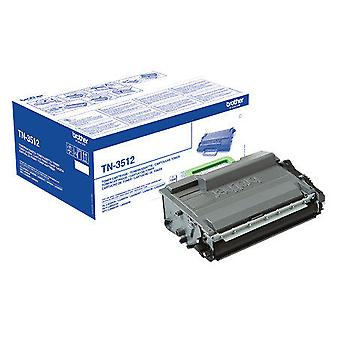 Brother 12000 pages Cartridge Tn-3512 Black