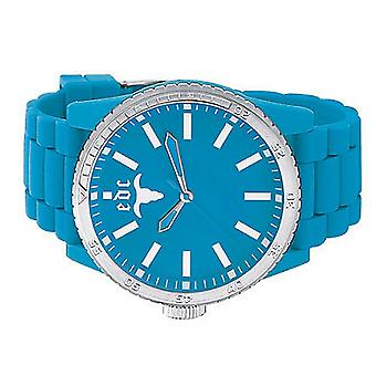 EDC by ESPRIT watch wrist watch men's rubber star - cool turquoise EE100831013