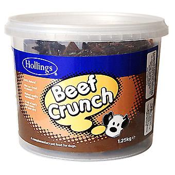 Hollings oksekød Crunch badekar
