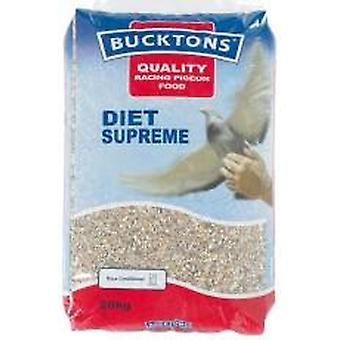 Bucktons Pigeon Diet Supreme 20kg