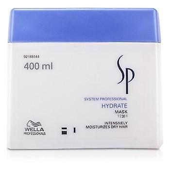 Wella SP Hydrate Mask (Intensively Moisturises Dry Hair) - 400ml/13.33oz
