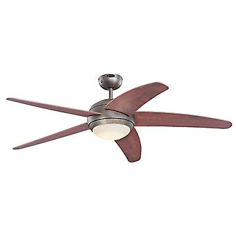 Westinghouse ceiling fan Bendan Applewood with LED light