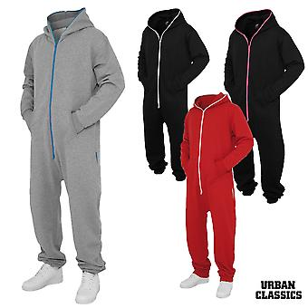 Urban classics sweat jumpsuit