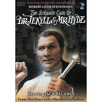 Dan Curtis Strange fall av Dr. Jekyll & Mr Hyde [DVD] USA import