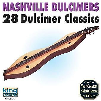 Nashville dulcimer - 28 importazione USA Dulcimer Classics [CD]