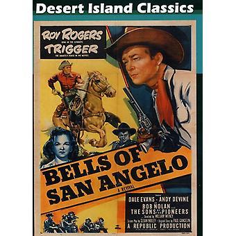 Klokker af San Angelo (1947) [DVD] USA import