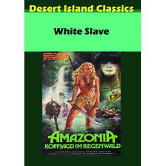 White Slave [DVD] USA import