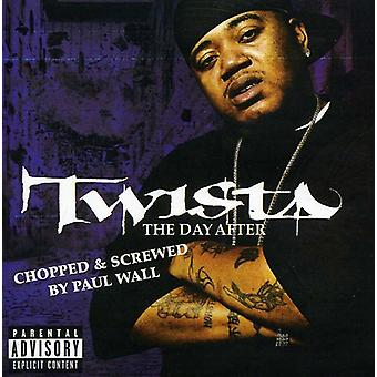 Twista - Day After-Chopped & Screwed [CD] USA import