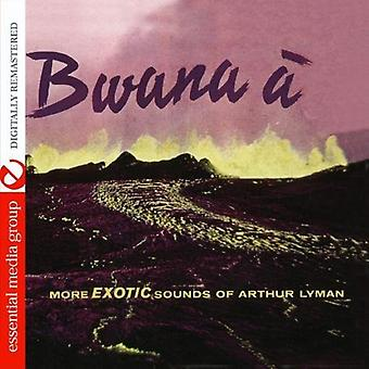 Arthur Lyman - Bwana- [CD] USA import