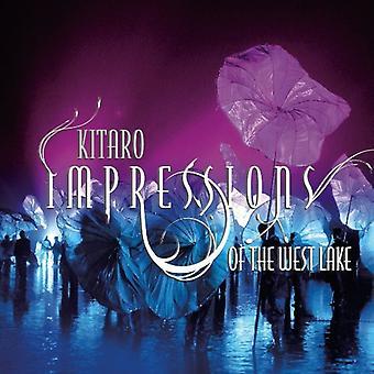 Kitaro - visninger af West Lake [Vinyl] USA importerer