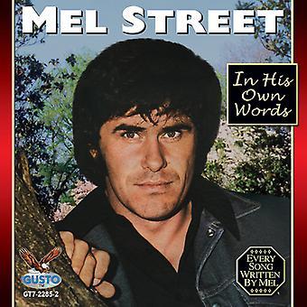 Mel Street - importación de Estados Unidos en sus propias palabras [CD]