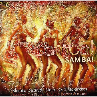 Samba! Samba! -Samba! Samba! [CD] USA importazione