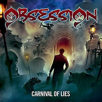Besættelse - karneval af løgne [CD] USA import
