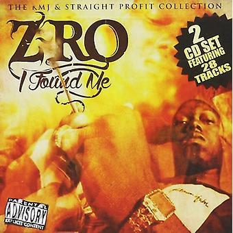 Z-Ro - jeg fandt mig [CD] USA import