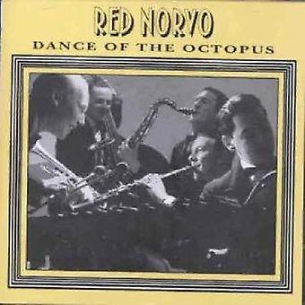 Rød Norvo - dans i Octopus [CD] USA importen
