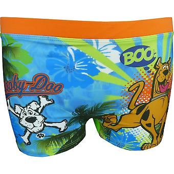 Boys Scooby Doo Swimming Trunks Boxers