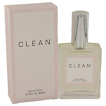 Clean Women Clean Original Eau De Parfum Spray By Clean