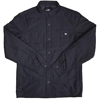 Dickies Greendale Long Sleeve Over Shirt Dark Navy