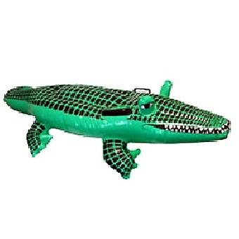 Crocodile gonflable