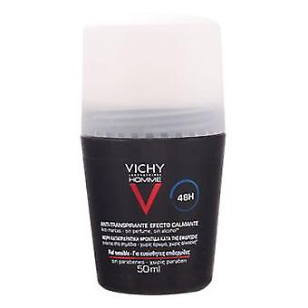 Vichy Vichy Homme Deodorant Roll On Sensitive Skin 50ml