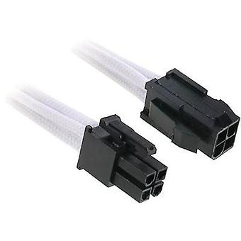 Current Extension cable [1x - 1x ] 45 cm White, Black