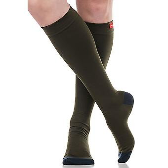 Vim & Vigr 15-20 mmHg Women's Compression Socks - Moisture Wick