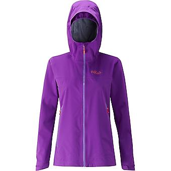 Rab Women's Kinetic Plus Jacket - Nightshade