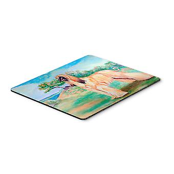 Carolines Treasures  7138MP Afghan Hound Mouse Pad / Hot Pad / Trivet