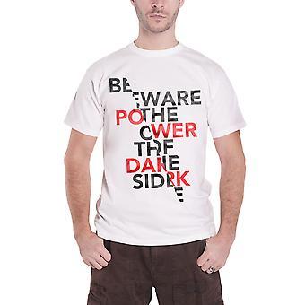 Star Wars T skjorte siste Jedi kraften i den mørke siden offisielle Mens hvite