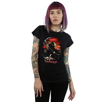 Disturbed Women's Battle Grounds T-Shirt