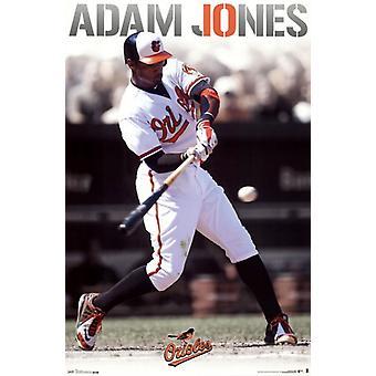 Baltimore Orioles - Adam Jones 2013 cartel Poster Print