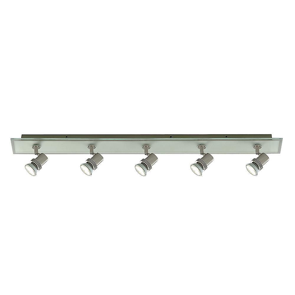 Searchlight 7845-5 Top Hat 5 Light Bar Spotlight