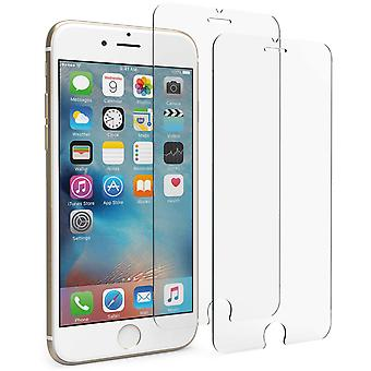 iPhone 8 templado vidrio Protector de pantalla - Twin Pack
